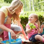 How to Have Choosy Kids to Eat (and Grow!) Their Veggies