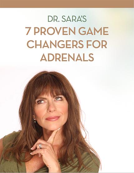 """adrenals"""