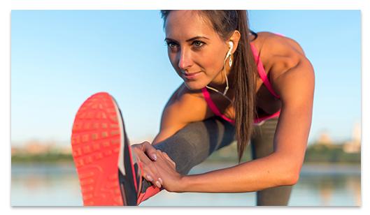 running-warm-up