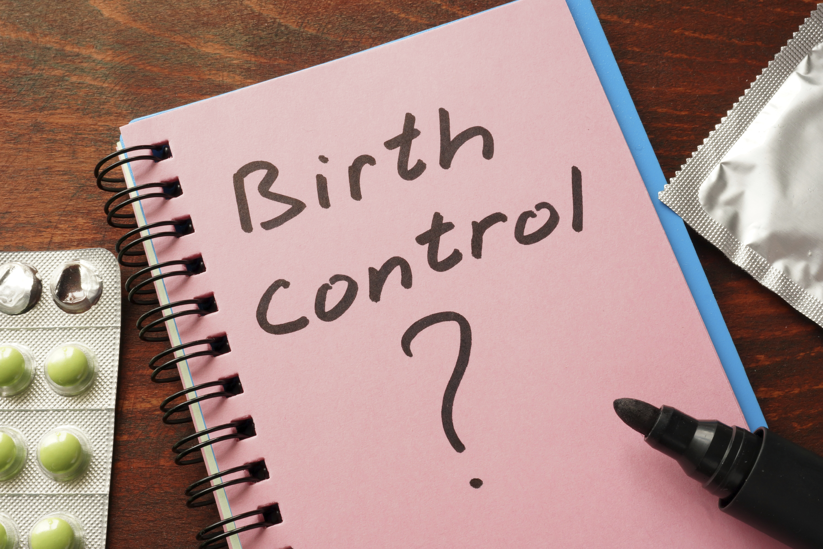 Time to Rethink Your Birth Control forecast