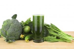 Green Vegetable Drink
