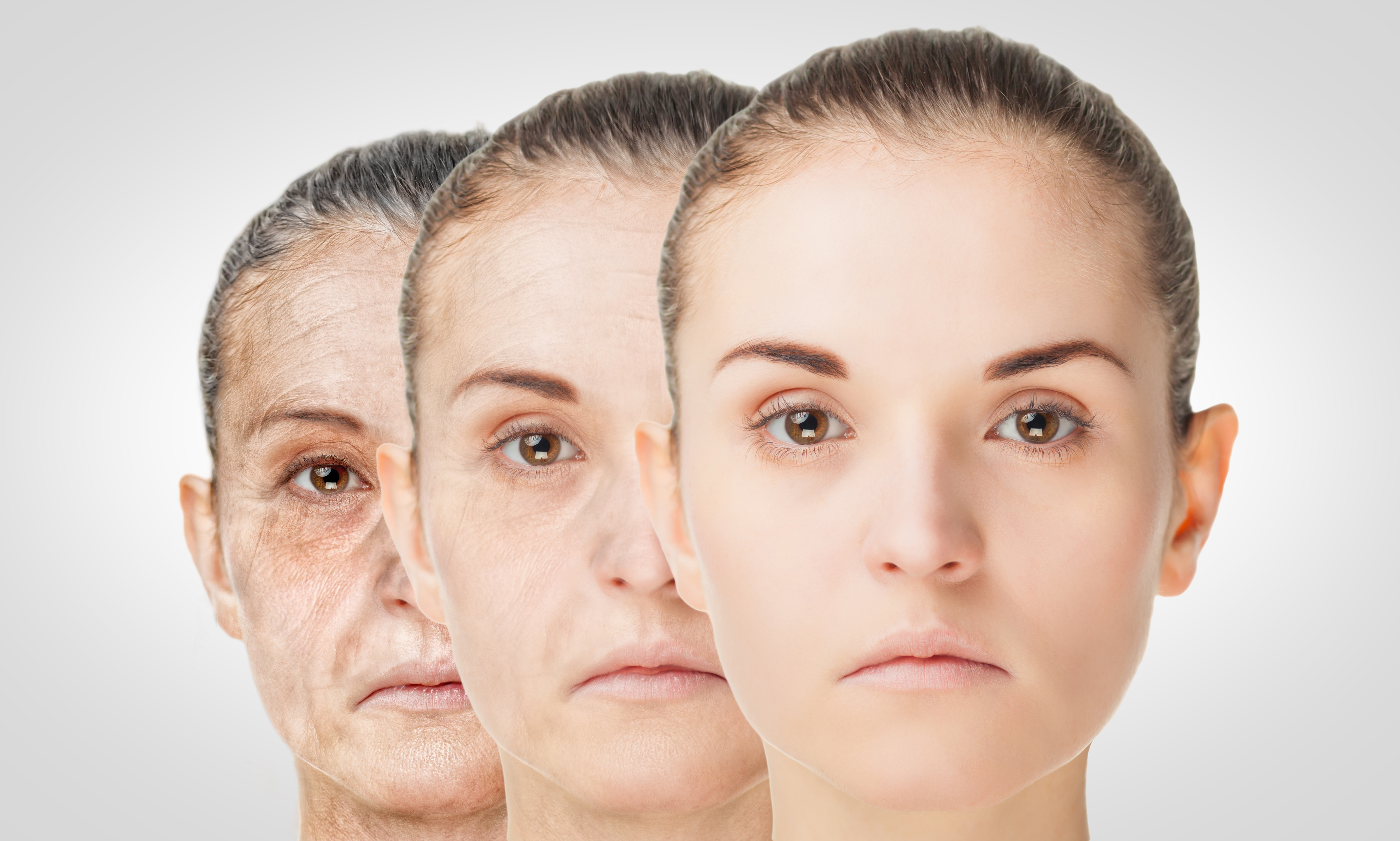 Slow down aging naturally